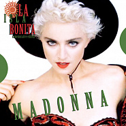 Madonna - La Isla Bonita piano sheet music