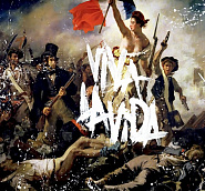 Coldplay - Viva La Vida piano sheet music