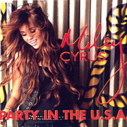 Miley Cyrus - Party in the U.S.A. piano sheet music