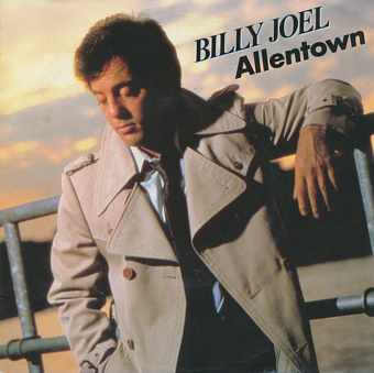 Billy Joel - Allentown piano sheet music