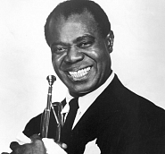 Louis Armstrong piano sheet music