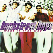 Backstreet Boys - I Want It That Way piano sheet music