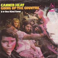 Canned Heat - Going Up the Country piano sheet music