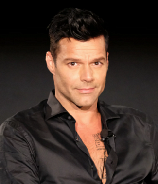 Ricky Martin piano sheet music