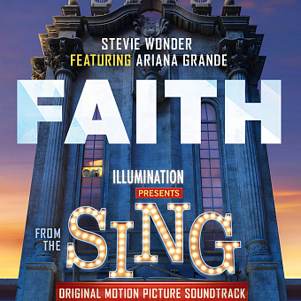 Stevie Wonder, Ariana Grande - Faith piano sheet music
