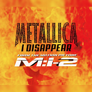 Metallica - I Disappear piano sheet music