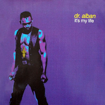 Dr. Alban - It's My Life piano sheet music