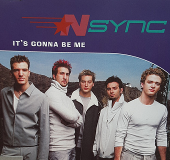 *NSYNC - It's Gonna Be Me piano sheet music