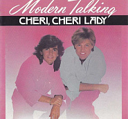 Modern Talking - Cherry Cherry Lady piano sheet music