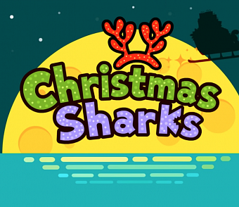 Pinkfong - Christmas Sharks piano sheet music